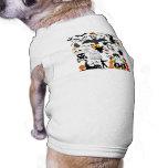 Halloween Mashup Dog T-shirt
