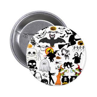 Halloween Mashup Pins