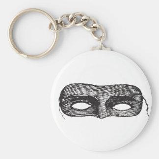 Halloween Mask Keychain
