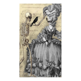 Halloween Masquerade Ball Double-Sided Standard Business Cards (Pack Of 100)