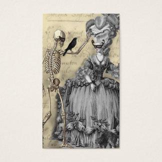 Halloween Masquerade Ball Business Card
