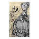 Halloween Masquerade Ball Business Cards