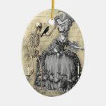 Halloween Masquerade Ball Ornament