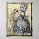 Halloween Masquerade Ball Poster