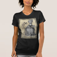 Halloween Masquerade Ball T-Shirt