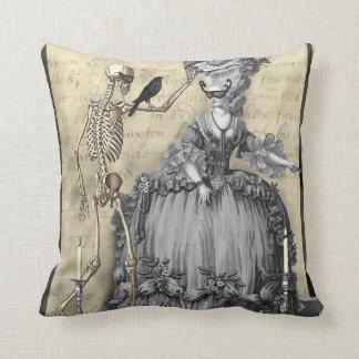 halloween masquerade ball throw pillow - Halloween Pillows