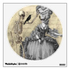 Halloween Masquerade Ball Wall Sticker