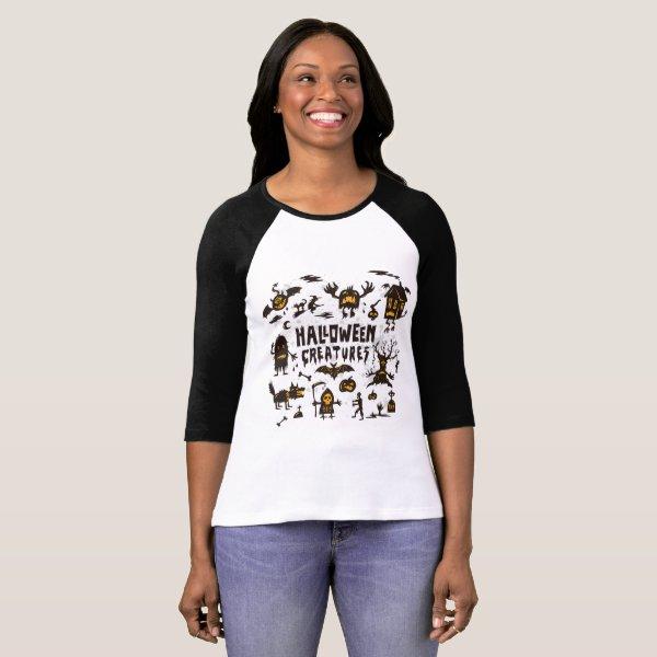 Halloween material T-Shirt