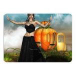 Halloween Medusa Card