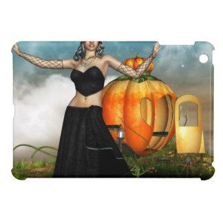 Halloween Medusa Cover For The iPad Mini