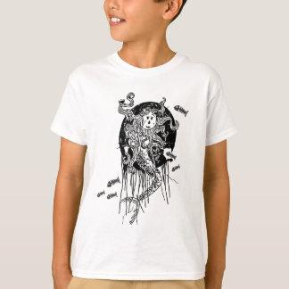 Halloween Mermaid T-Shirt