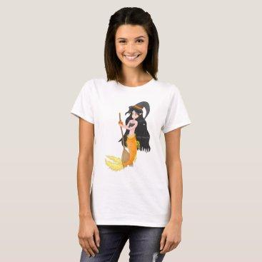 Halloween Themed Halloween Mermaid T-Shirt