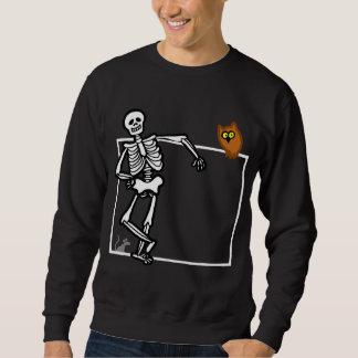 Halloween Message (Style 1) Sweatshirt