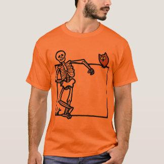 Halloween Message (Style 1) T-Shirt