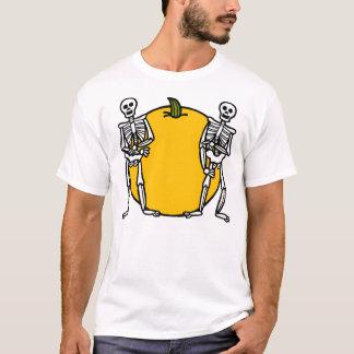 Halloween Message (Style 2) T-Shirt