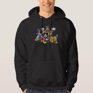 Halloween Mickey & Friends Hoodie