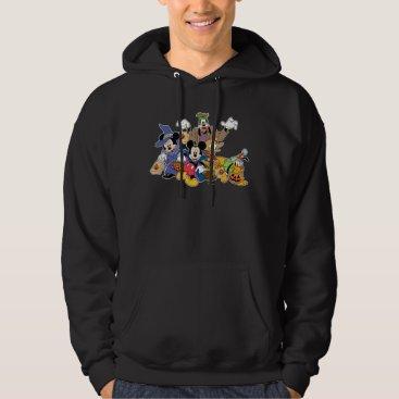 Disney Themed Halloween Mickey & Friends Hoodie