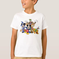 Halloween Mickey & Friends T-Shirt