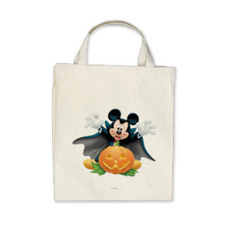 Halloween Mickey Mouse 1 Bags
