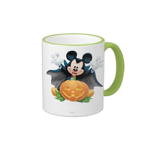 Halloween Mickey Mouse 1 Tazas De Café