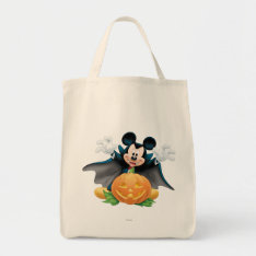Halloween Mickey Mouse 1 Tote Bag at Zazzle