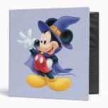 "Halloween Mickey Mouse 2 Carpeta 1 1/2"""