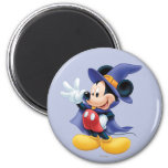 Halloween Mickey Mouse 2 Imán Redondo 5 Cm