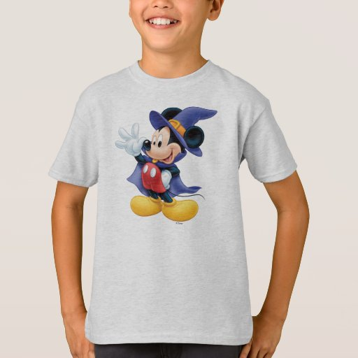 halloween mickey mouse 2 t shirt zazzle. Black Bedroom Furniture Sets. Home Design Ideas