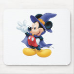 Halloween Mickey Mouse Mouse Pad