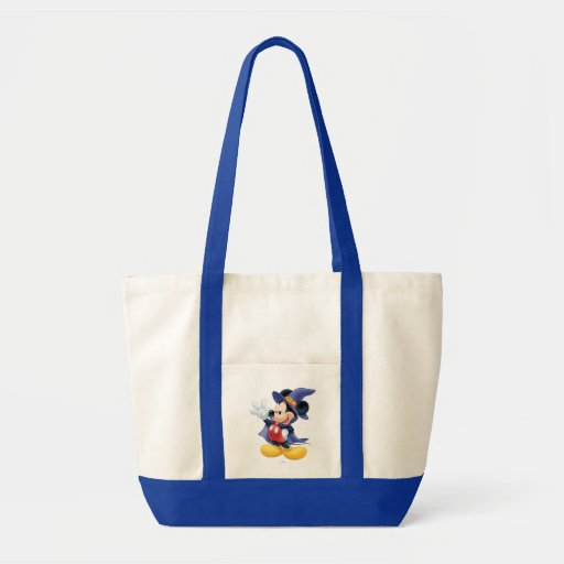 Halloween Mickey Mouse Tote Bag