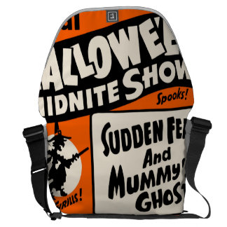 Halloween Midnite Show Courier Bag