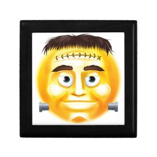 Halloween Monster Emoji Emoticon Jewelry Boxes