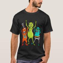 Halloween Monster Party T-Shirt