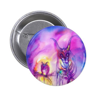HALLOWEEN MONSTERS / ORC WAR 2 INCH ROUND BUTTON