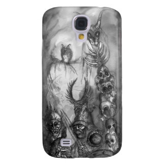 HALLOWEEN MONSTERS / ORC WAR GALAXY S4 CASE