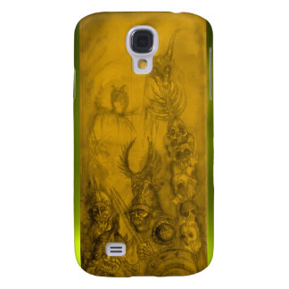 HALLOWEEN MONSTERS / ORC WAR SAMSUNG GALAXY S4 COVERS