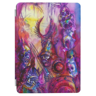 HALLOWEEN MONSTERS / ORC WAR iPad AIR COVER