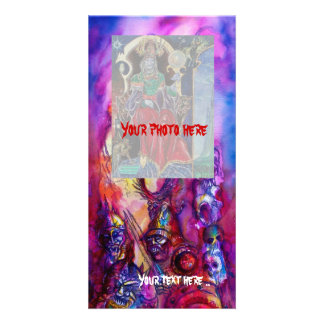 HALLOWEEN MONSTERS / ORC WAR PHOTO CARD