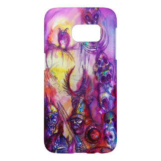 HALLOWEEN MONSTERS / ORC WAR Purple Fantasy Samsung Galaxy S7 Case