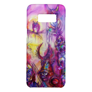 HALLOWEEN MONSTERS / ORC WAR Red Purple Fantasy Case-Mate Samsung Galaxy S8 Case