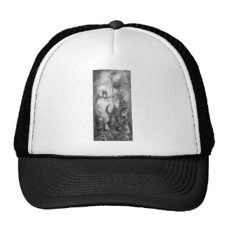 HALLOWEEN MONSTERS / ORC WAR TRUCKER HAT