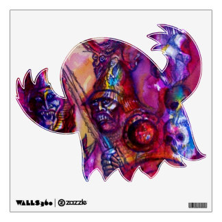 HALLOWEEN MONSTERS / ORC WAR WALL DECAL