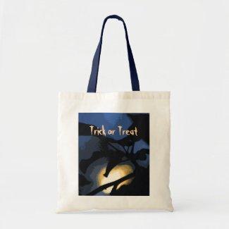 Halloween Moon Bags