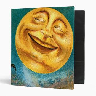 Halloween Moon Binder