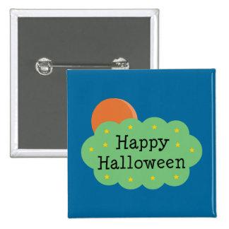 Halloween Moon Pins