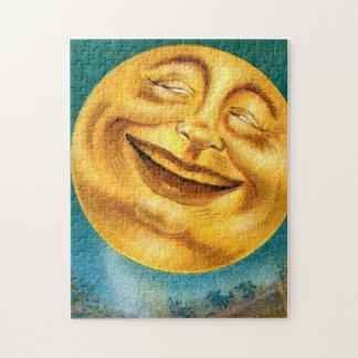 Halloween Moon Jigsaw Puzzle