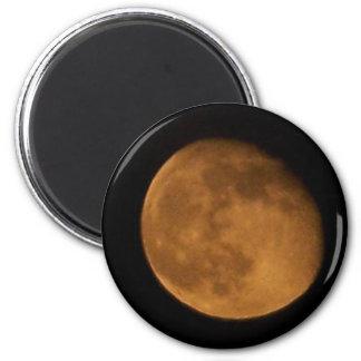halloween moon fridge magnets