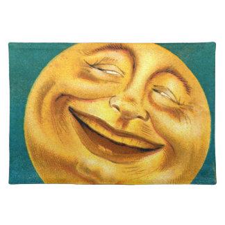 Halloween Moon Placemat
