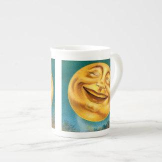 Halloween Moon Tea Cup