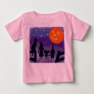 Halloween Moon Tees